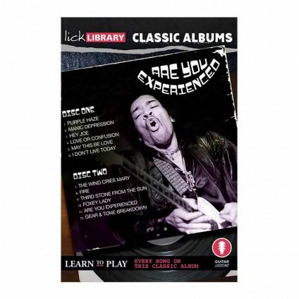 قیمت خرید فروش ویدیو آموزشی Classic Albums Jimi Hendrix Are You Experienced