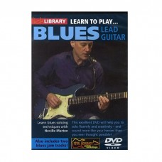 ویدیو آموزشی Learn To Play Blues Lead Guitar