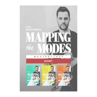 قیمت خرید فروش Luca Mantovanelli Mapping The Modes Complete Box Set