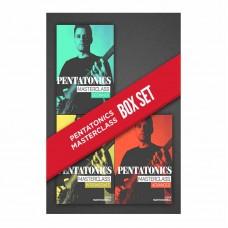 Luca Mantovanelli Pentatonic Masterclass Complete Box Set