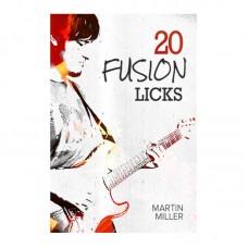 Martin Miller 20 Fusion Licks