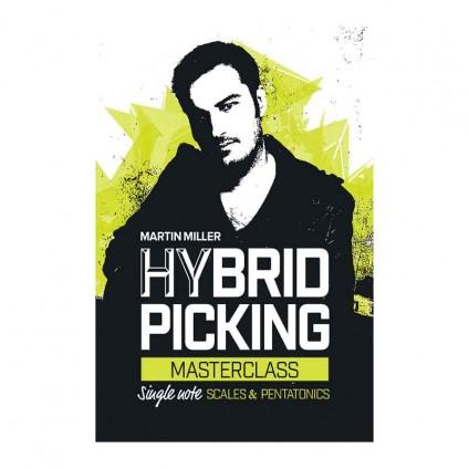 قیمت خرید فروش ویدیو آموزشی Martin Miller Hybrid Picking Masterclass Scales And Pentatonics