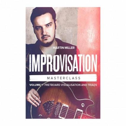 قیمت خرید فروش ویدیو آموزشی Martin Miller Improvisation Masterclass Vol 1