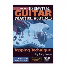 ویدیو آموزشی Essential Guitar Practice Routine Tapping Technique