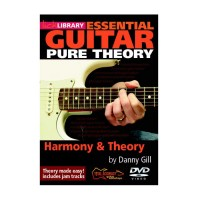 Essential Guitar Theory & Harmony