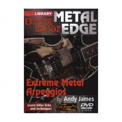 قیمت خرید فروش ویدیو آموزشی Metal Edge: Extreme Metal Arpeggios