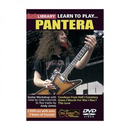 قیمت خرید فروش  Learn To Play Pantera