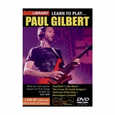 Learn To Play Paul Gilbert