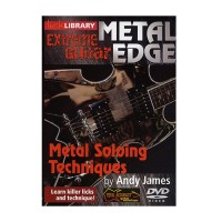 قیمت خرید فروش Metal Edge: Metal Soloing Techniques