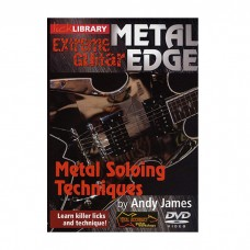 ویدیو آموزشی Metal Edge: Metal Soloing Techniques
