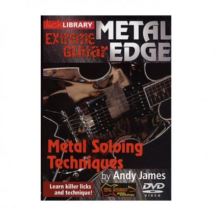 قیمت خرید فروش ویدیو آموزشی Metal Edge: Metal Soloing Techniques