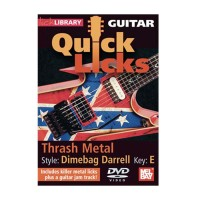 Quick Licks Dimebag Darrel