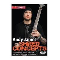 Andy James Shred Concepts