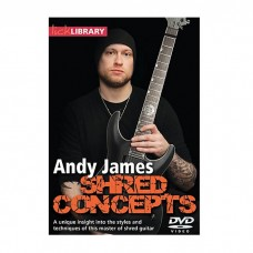 ویدیو آموزشی Andy James Shred Concepts