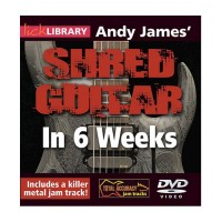 Shred Guitar In 6 Weeks By Andy James