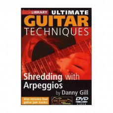 ویدیو آموزشی Ultimate Guitar Shredding With Arpeggios