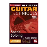 قیمت خرید فروش Ultimate Guitar Speed Soloing Techniques