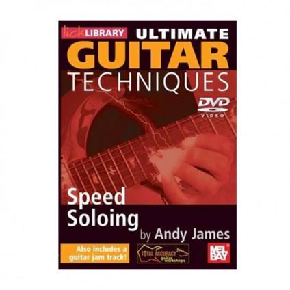 قیمت خرید فروش ویدیو آموزشی Ultimate Guitar Speed Soloing Techniques