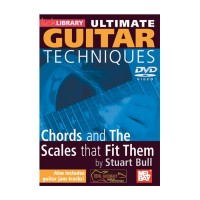 قیمت خرید فروش Ultimate Guitar Chords And The Scales That Fit Them
