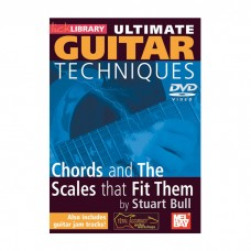 ویدیو آموزشی Ultimate Guitar Chords And The Scales That Fit Them