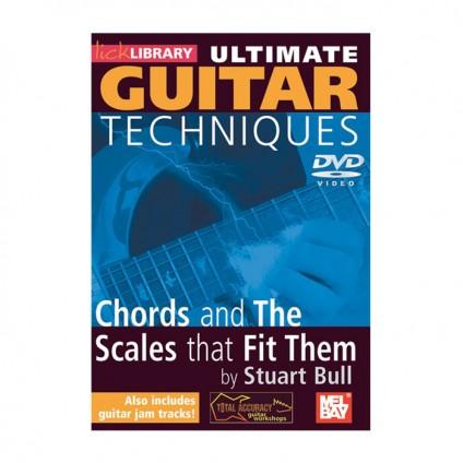 قیمت خرید فروش ویدیو آموزشی Ultimate Guitar Chords And The Scales That Fit Them