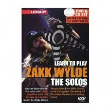 ویدیو آموزشی گیتار Zakk Wylde The Solos