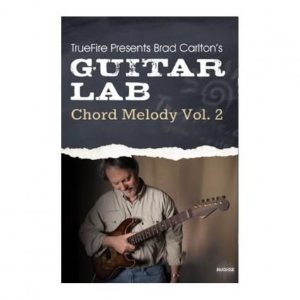قیمت خرید فروش ویدیو آموزشی Brad Carltons Guitar Lab Chord Melody Vol2