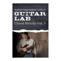 قیمت خرید فروش Brad Carltons Guitar Lab Chord Melody Vol3