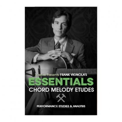 قیمت خرید فروش ویدیو آموزشی Frank Vignola Essentials Chord Melody Etudes