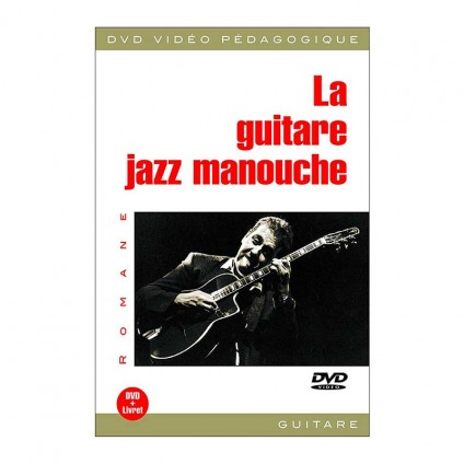 قیمت خرید فروش ویدیو آموزشی Romane La Guitare Jazz Manouche