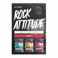 Al Joseph Rock Attitude Masterclass Box Set