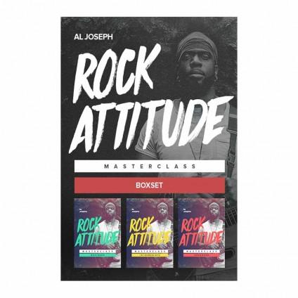 قیمت خرید فروش ویدیو آموزشی Al Joseph Rock Attitude Masterclass Box Set