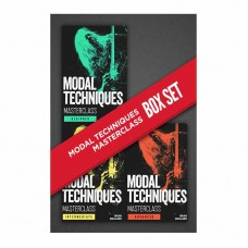 Brian Maillard Modal Techniques Masterclass Box Set