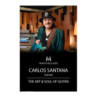 قیمت خرید فروش Carlos Santana Teaches the Art and Soul of Guitar