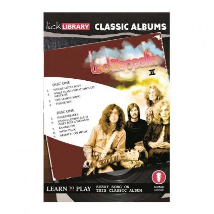 قیمت خرید فروش ویدیو آموزشی Classic Albums Led Zeppelin II