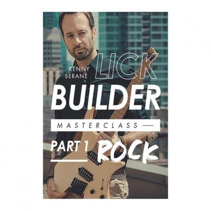 قیمت خرید فروش ویدیو آموزشی Kenny Serane Lick Builder Masterclass Part 1 Rock