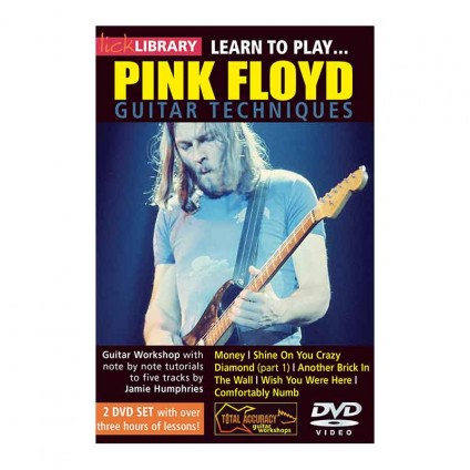 قیمت خرید فروش ویدیو آموزشی Learn To Play Pink Floyd Vol1