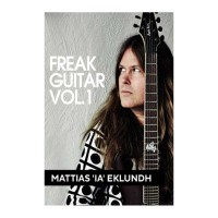 قیمت خرید فروش Mattias Eklundhs  Freak Guitar Vol 1
