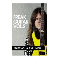 قیمت خرید فروش Mattias Eklundhs  Freak Guitar Vol 2