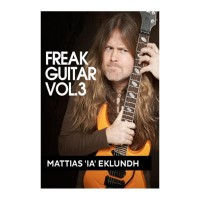 قیمت خرید فروش Mattias Eklundhs  Freak Guitar Vol 3