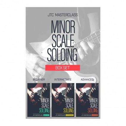قیمت خرید فروش ویدیو آموزشی Minor Scale Soloing Masterclass Box Set