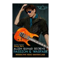 قیمت خرید فروش Steve Vais Alien Guitar Secrets Passion and Warfare
