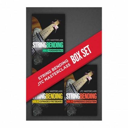 قیمت خرید فروش ویدیو آموزشی String Bending Masterclass Box Set