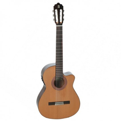 قیمت خرید فروش گیتار کلاسیک  Alhambra 3C CW E1