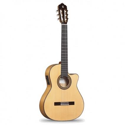 قیمت خرید فروش گیتار فلامینکو Alhambra 7FC CW