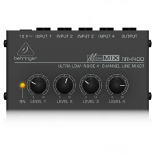 میکسر Behringer Micro Mix MX400