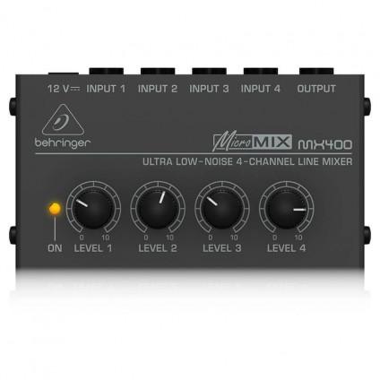 قیمت خرید فروش میکسر Behringer Micro Mix MX400