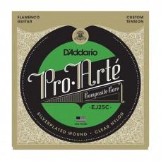 سیم گیتار کلاسیک Daddario EJ25C