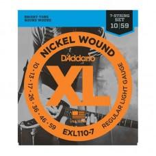 Daddario EXL 110-7