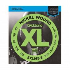 Daddario EXL 165-5